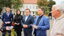 Wsobotę będzie wWieluniu premier Mateusz Morawiecki awniedzielę PiS organizuje zbiórkę krwi