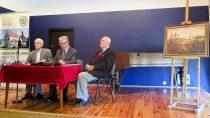 WMuzeum Ziemi Wieluńskiej odbyło się zebranie sprawozdawczo – informacyjne wieluńskich kombatantów