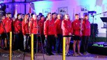 110 kilometrów pokonała młodzież wBiegu Pamięci zPolskiej Nowej Wsi podOpolem doWielunia