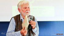 """Wmuzeum odbyło się spotkanie zautorem książki """"Wieluń ipamięć"""" Janem Tyszlerem"""