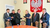 Dofinansowanie Ochotniczych Straży Pożarnych zgminy Skomlin, Pątnów iWierzchlas