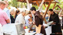 X Jarmark Franciszkański wWieluniu przyciągnął tłumy smakoszy