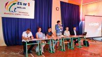 Zespół Szkół nr1 wWieluniu podpisał umowę partnerską zfirmą Blachotrapez