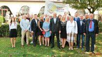 Komitet Sport-Zdrowie-Edukacja wparku przy muzeum oprócz swoich kandydatów przedstawił również program wyborczy