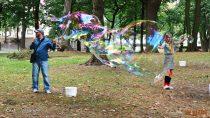 Kolejny raz wWieluniu gościło Bubble Day