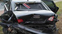 Trzy osoby ranne naskutek wypadku wmiejscowości Wydrzyn