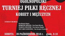 XX Jubileuszowy Ogólnopolski Turniej Piłki Ręcznej kobiet i mężczyzn
