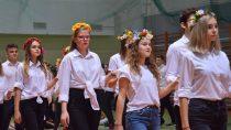 Whali WOSiR odbyła się zabawa integracyjna zorganizowana przezSejmik Młodzieży Powiatu Wieluńskiego
