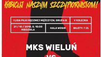 Mecz MKS Wieluń vs Forza Wrocław