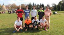 Chłopcy zZespołu Szkół nr2 wygrali Półfinały Mistrzostw Województwa wsztafetowych biegach przełajowych