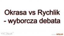 Wniedzielę odbędzie się debata wyborcza między Pawłem Rychlikiem aPawłem Okrasą