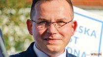 Zramienia Prawa iSprawiedliwości kandydatem nastanowisko burmistrza wWieluniu jest Paweł Rychlik