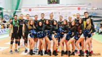 """Spotkanie towarzyskie PGE Skry Bełchatów zVfB Friedrichshafen zakończyło turniej charytatywny """"Wielton Giganci Siatkówki"""""""