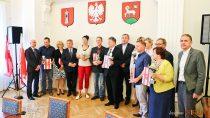 WStarostwie Powiatowym podsumowano osiągnięcia sportowe szkół Powiatu Wieluńskiego
