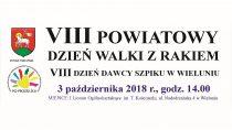 """Pojutrze Stowarzyszenie """" POPROSTU ŻYJ"""" iStarostwo Powiatowe organizują Powiatowy Dzień Walki zRakiem iDzień Dawcy Szpiku"""