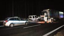 Śmiertelny  wypadek drogowy naS8. Zginął 43-letni mężczyzna