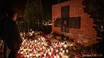 WDniu Wszystkich Świętych wielunianie uczcili pamięć wszystkich zmarłych