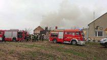 Pożarowe fatum wregionie. Tojuż trzeci pożar wciągu tygodnia