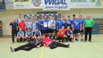 Półfinały Mistrzostw Województwa wpiłce ręcznej chłopców idziewcząt – Licealiada 2018/19