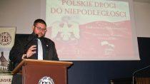 """""""Polskie drogi doniepodległości"""" – konferencja popularnonaukowa wMuzeum Ziemi Wieluńskiej"""
