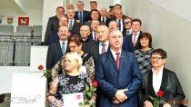 Ostatnia sesja Rady Miejskiej wWieluniu przyniosła podziękowania zawzajemną współpracę