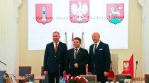 Nowy skład Rady Miejskiej wWieluniu wkadencji 2018-2023