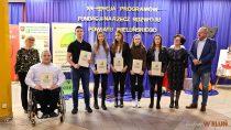 Fundacja naRzecz Rozwoju Powiatu Wieluńskiego wręczyła stypendia wramach XX Edycji Programów Stypendialnych