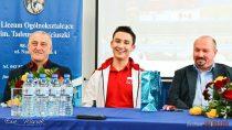 WILO odbyła się konferencja prasowa zDominikiem Brzezińskim –  Mistrzem Świata wTradycyjnym Karate-do