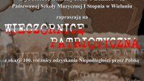 """""""Wieczornica patriotyczna"""" w muzeum"""