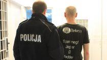 Policja zatrzymała złodzieja akumulatorów. Miał przy sobie amfetaminę