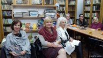 WFilii Bibliotecznej wRudzie odbyło się spotkanie upamiętniające 10. rocznicę śmierci Ireny Sendlerowej