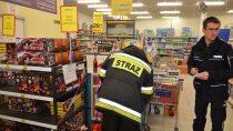 Strażacy przeprowadzili kontrole miejsc sprzedaży materiałów pirotechnicznych