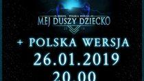 """Koncert zespołu """"Polska Wersja"""" w sali widowiskowej WDK w Wieluniu"""