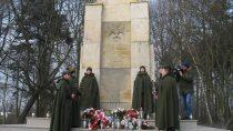 156. rocznica Powstania Styczniowego wWieluniu