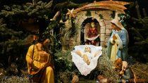 Do2 lutego można jeszcze podziwiać wspaniałą szopkę wKlasztorze Sióstr Bernardynek wWieluniu