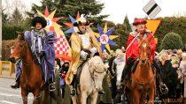 Święto Trzech Króli wWieluniu. Królowie przejadą konno ulicami miasta