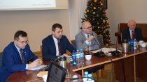 WStarostwie Powiatowym wWieluniu odbył się Konwent Gmin Powiatu Wieluńskiego