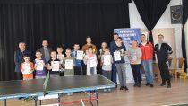 Podczas ferii wDomku Harcerza rozegrano XIX Powiatowy Feryjny Turniej Tenisa Stołowego
