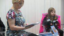 Wbibliotece miejskiej odbyło się spotkanie autorskie zMagdaleną Kapuścińską