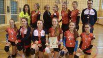 Dziewczęta zSP nr2 wWieluniu zwyciężyły Finale Mistrzostw Powiatu Wieluńskiego wPiłce Siatkowej