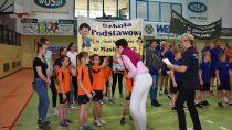 VIII Międzyszkolny Turniej Rodzinny oPuchar Burmistrza Wielunia już zanami