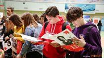 Whali WOSiR wWieluniu odbyły się Targi Edukacyjne Szkół Wyższych iPolicealnych