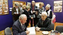WMuzeum Ziemi Wieluńskiej odbyła się promocja najnowszej książki prof.Tadeusza Olejnika