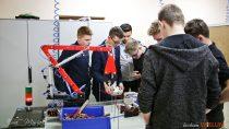 WZS nr2 wWieluniu odbył się Dzień Otwarty dla absolwentów gimnazjów iszkół podstawowych