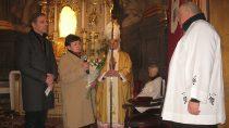 Uroczystość odpustowa ku czci św.Józefa wWieluniu