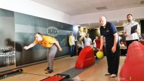 54 zawodników wzięło udział wIX Łódzkim Turnieju Bowlingu Olimpiad Specjalnych wWieluniu
