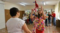 WZespole Szkół Specjalnych wWieluniu odbyła się III edycja Dnia Figlarnego Chromosomu