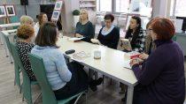 """Powieść """"Misja: Encyklopedia"""" namarcowym spotkaniu Dyskusyjnego Klubu Książki"""