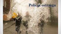 Policja ostrzega: oblewanie wlany poniedziałek tych którzysobie tego nieżyczą tochuligański wybryk