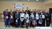 Wsali OSP Kamionka odbyły się Eliminacje Powiatowe Ogólnopolskiego Turnieju Wiedzy Pożarniczej